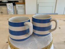 More details for t g green cornishware cups.assortment,conical j,onion etc,7 total