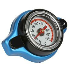 Car Moto 1.3Bar Thermo Thermostatic Radiator cap Cover water temperature Gauge