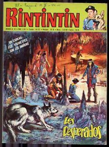 Rintintin # 18 (1971) + Vignettes Indiens Non Détachées