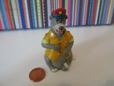 RARE UK MCDONALDS 1993 DISNEY TALE SPIN HAPPY MEAL CLOCKWORK TOY BALOO BEAR  OLD