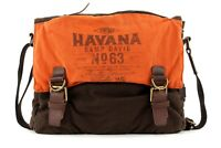 CAMP DAVID Ortega River Messengerbag Umhängetasche Schultertasche Laptoptasche