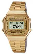 Casio Unisex Vergulde Retro Digitale Collectie A168WG-9EF Horloge