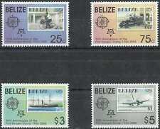 Timbres 50 ans de timbres Europa Belize 1197/1200 ** année 2006 lot 12520