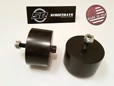 StreetRays Mazda RX7 RX-7 FC FC3S NA & Turbo Solid Delrin Engine / Motor Mounts