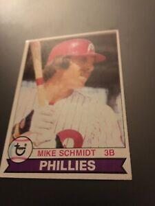 1979 Topps MIke Schmidt #610