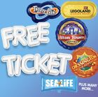 ** 2 for 1 ** CHESSINGTON WORLD Tickets - E-mailed SAME DAY