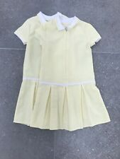 Girls School Summer Dresses Aged 6-7 Years