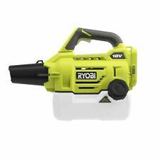 Ryobi ONE+ 18V Cordless Fogger/Mister 2.0 Battery & Charger Disinfectant