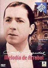 CARLOS GARDEL  Melodia de Arrabal - New Original DVD