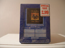 """GRASS ROOTS - ALOTTA MILEAGE - DUNHILL M8023-50137 - """"SEALED"""" - (25)"""