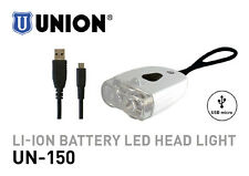 MARWI UNION LED HEADLAMP UN-150 LI-ION BATTERY LED HEADLIGHT