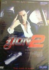 DON 2 - ORIGINAL BOLLYWOOD DVD - FREE POST