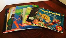 Lot of 8  Vintage Scholastic Childrens Books