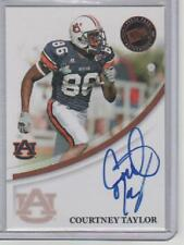 2007 Press Pass Signings Certified Authentic Courtney Taylor Autographed Card