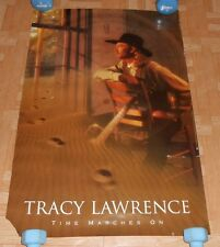 Tracy Lawrence Time Mar 00004000 ches On Promo Poster