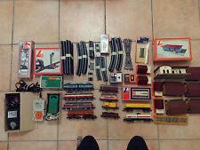 LOTTO Treni Lima - Locomotive, vagoni, binari, trasformatori, ecc.. - vedi lista