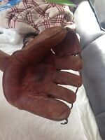 Vintage Joe Gordon Personal Model Cowhide Baseball Fielders Glove 4205 Mitt