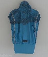 RARE~STELLA McCARTNEY adidas Performance RUNING GILET Shirt VEST JACKET Top~Sz S