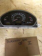 Suzuki Burgman 400 2003 Strumentazione Contachilometri