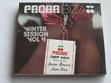 Pacha Ibiza - Winter Session Vol 4 (2 x CD Album) New Sealed