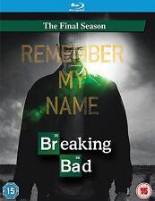 Breaking Bad - The Final Season - NEW Blu-Ray - Bryan Cranston Aaron Paul 2 disc