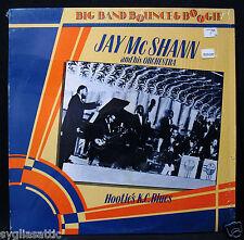 JAY NcSHANN-HOOTIE'S K.C. BLUES-Near Mint  Import Jazz Album In Shrink-AFFINITY