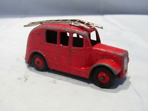 Vintage Dinky Toys Meccano England Diecast 250 Fire Engine