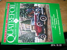 Automobile Quarterly's Quatrefoil Holidays 1995