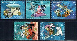 DISNEY 1998 Maldives Space Exploration MUH