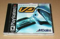 Vanishing Point for Playstation PS1 Complete Fast Shipping