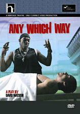 ANY WHICH WAY - VARIOUS ARTISTS - DVD - REGION 2 UK