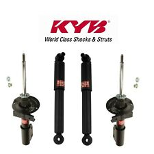 Buick Enclave GMC Acadia Front and Rear Struts Assembly KIT KYB Excel-G
