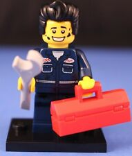LEGO® Collectible Minifigures™ Series 6 MECHANIC #15 col06-15 100% Official Lego