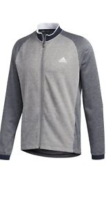 Adidas Golf Textured Layering jacket - Full Zip - Large