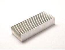 aluminum heatsink aluminum alloy radiator  for DIY LED Panel 100*40*20MM,XYZ 09