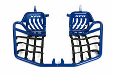 XFR Pro Peg II Foot Peg Nerf bars Heel Guards Yamaha RAPTOR 700 700R PSE208- BLU