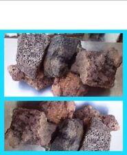 25 KG NATURAL LAVA ROCK IDEAL FOR FISH TANK AQUARIUM