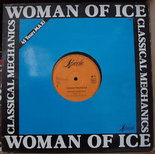 "CLASSICAL MECHANICS WOMAN OF ICE 12"" MAXI 45t FRENCH LP"