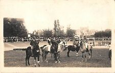 BR81716 london horse riding     real photo uk