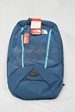NWT The North Face Women's Microbyte Backpack in Blue Coral/Bluebird