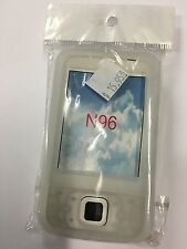 Nokia N96 Silicon Case in White SCC4344 Brand New & Sealed in Original packaging