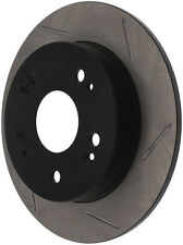 StopTech Sport Slotted Brake Disc fits 1997-2008 Honda Prelude Civic  STOPTECH