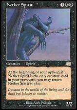 *MRM* ENG Esprit Infernal / Nether Spirit. MTG Mercadia