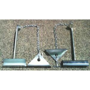Ladder Accessories Scaffolding Brackets, Ladder Jacks Pair