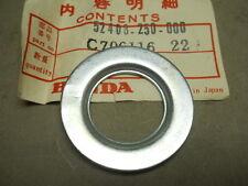 Honda NOS CA160, CB72, CA77, CA95, 1959, 1961, Rear Seat, # 52408-250-000   z.