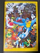 Pokemon center JAPAN - Latias & Latios & Pikachu - official clear Card