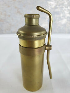 Vintage Monument Brand Jewellers brass Acohol / Meth / spirit blow torch