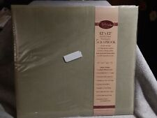 """Tapestry by Gibson 12"""" x 12"""" Scrapbook"""