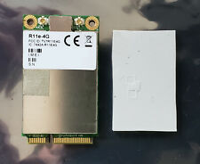MikroTik R11e-4G LTE mini-PCIe Band 3,7,20,31,41n,42,43 Wireless Module