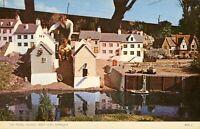 Ramsgate West Cliff Model Village postcard (Jarrold & Sons, no. RMV2)